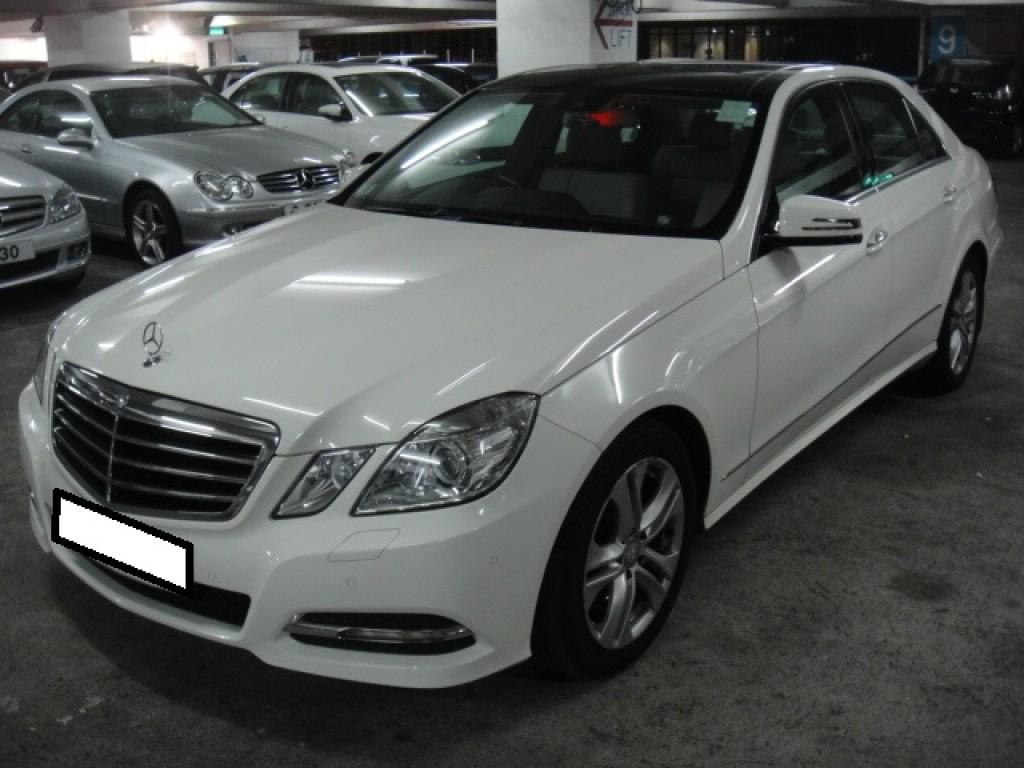 Mercedes-Benz E 350 AV