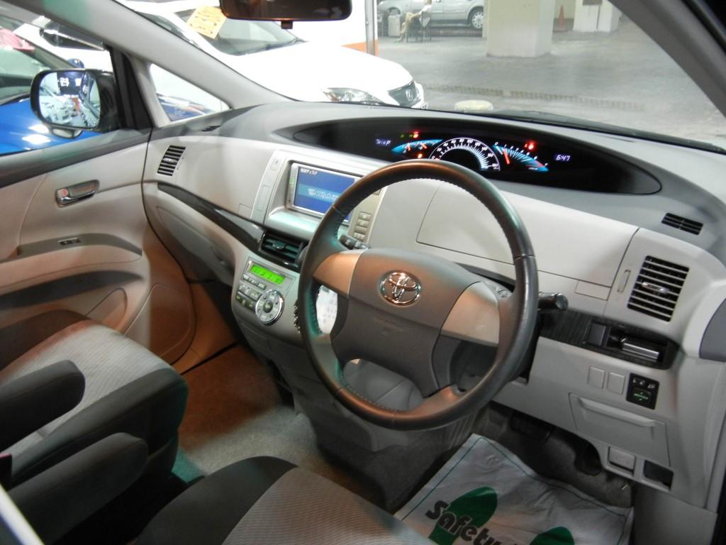 Toyota ESTIMA AERAS MODELLISTA