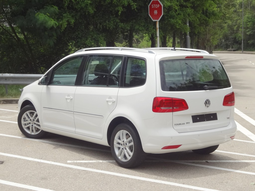 Volkswagen Touran 1.4GT 170PS