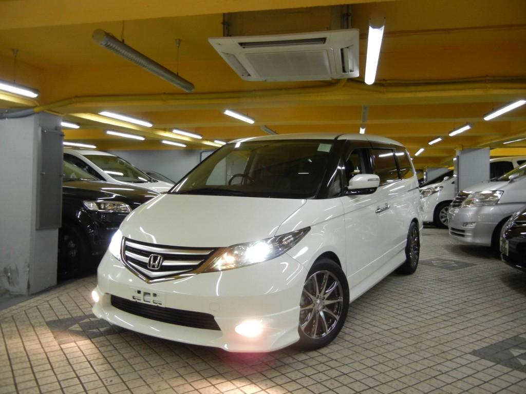 Honda  ELYSION 2.4 AERO