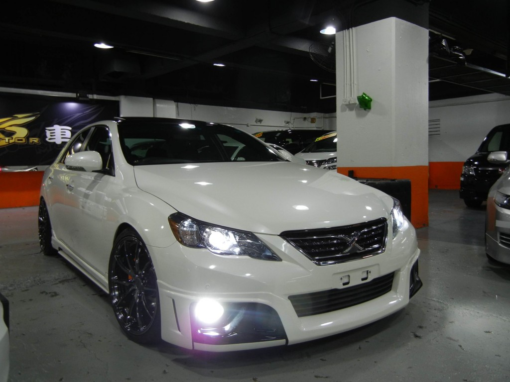 Toyota  MARKX S PACKAGE