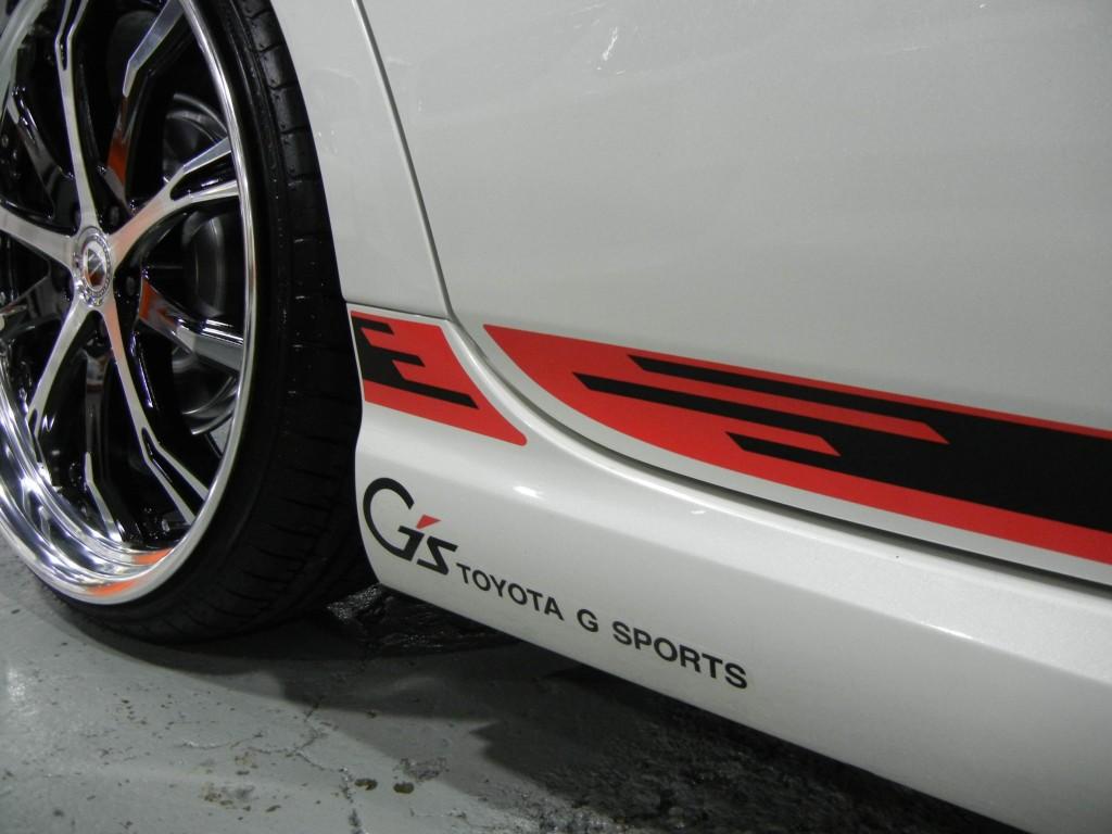 Toyota  PRIUS DELUXE GS
