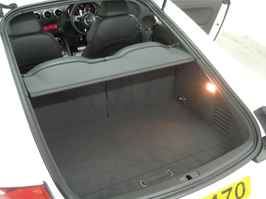 Audi TT COUPE 1.8 TFSI SLINE