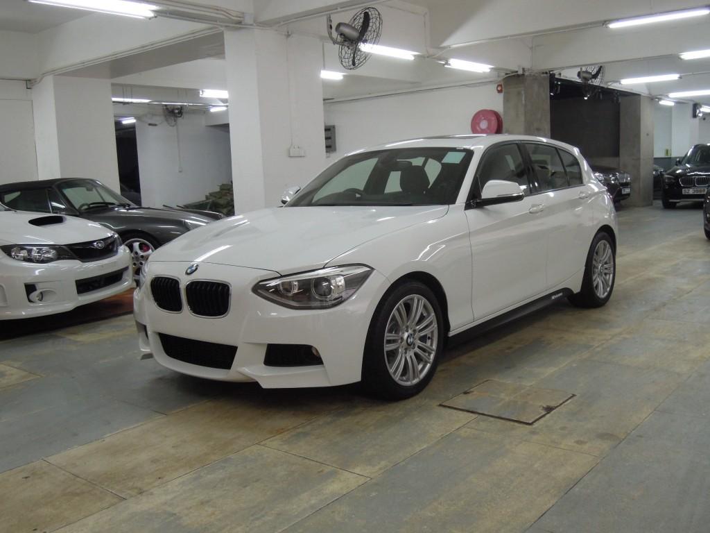 BMW  118iA M-Sport Edition