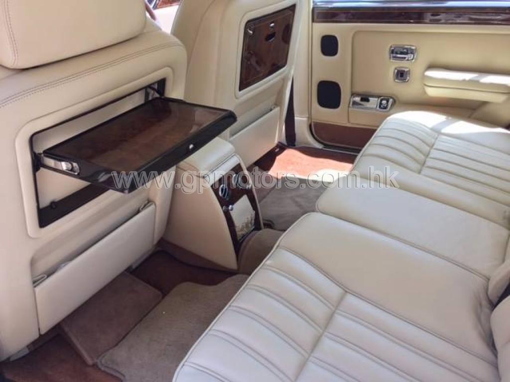 Rolls Royce Silver Dawn II