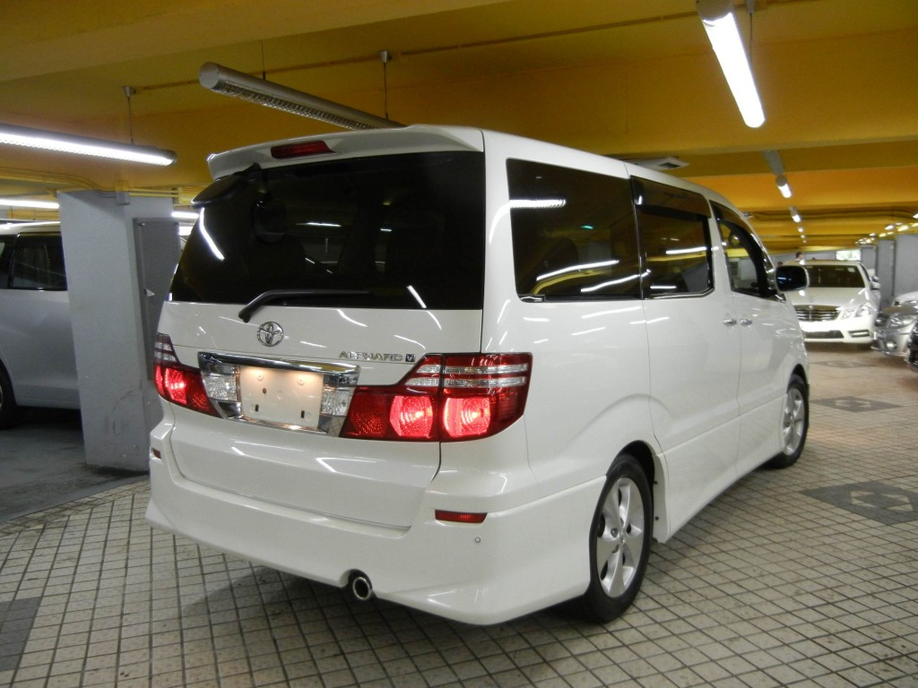 Toyota  ALPHARD 2.4AS