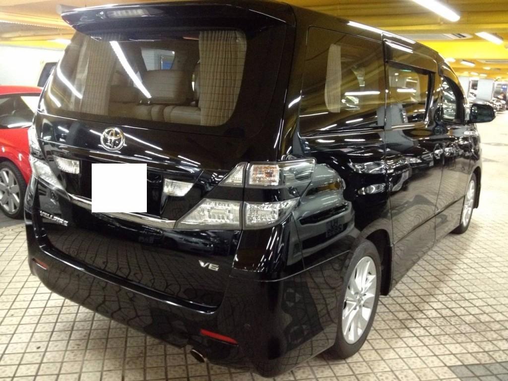 Toyota VELLFIRE 3.5Z