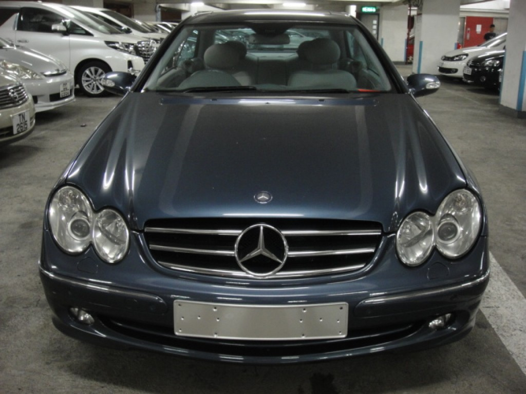 Mercedes-Benz CLK 240