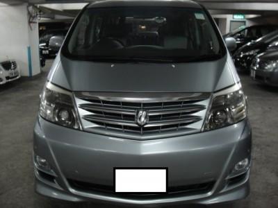 Toyota ALPHARD MS