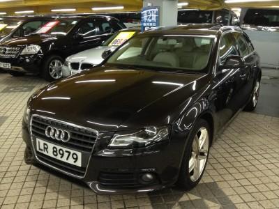Audi A4 2.0T AVANT QUATTRO