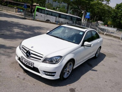 Mercedes-Benz C200 AMG EDITION