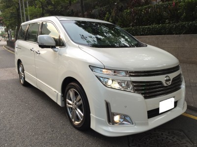 Nissan Elgrand 3.5 Highway Star