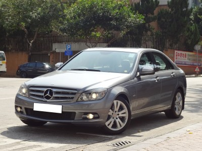Mercedes-Benz C200 Kompressor Avantgarde