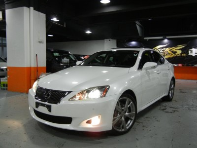 Lexus IS250 DELUXE FACELIFT