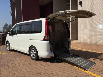 Nissan SERENA WELCAB