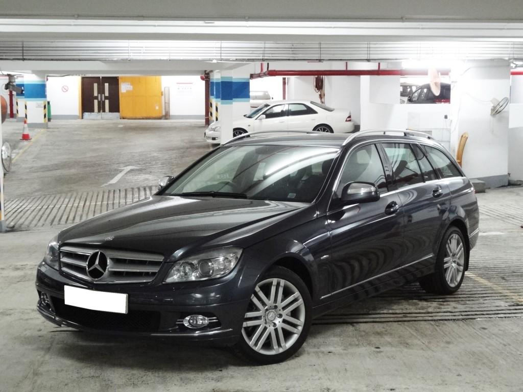Mercedes-Benz C280 ESTATE AV
