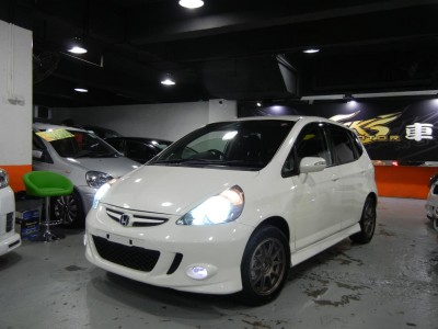 Honda FIT 1.5 GD3