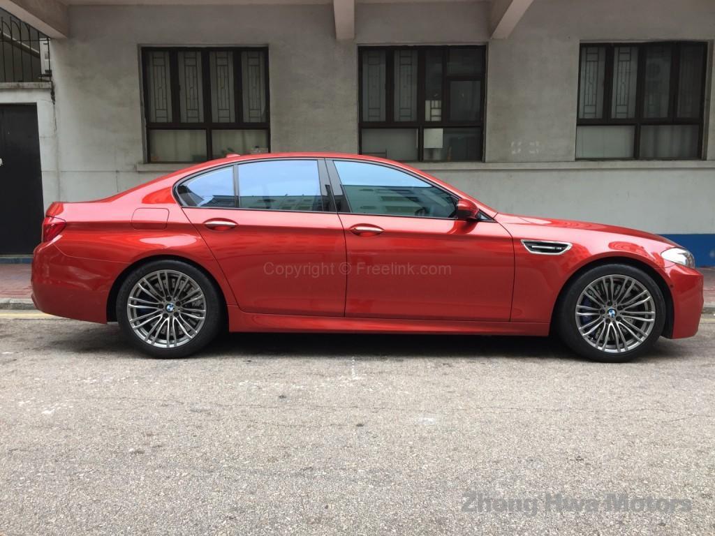 BMW  M5 F 10