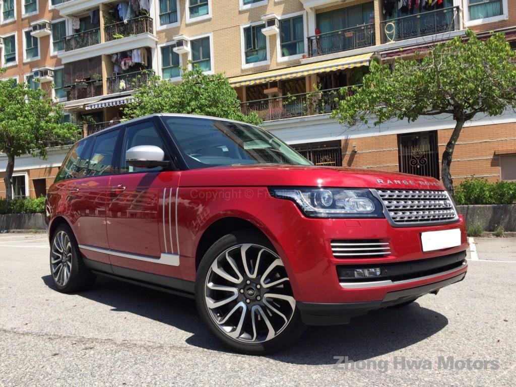 Land Rover Range Rover 5.0sc