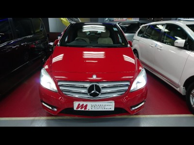 Mercedes-Benz B200 Blueefficiency (W246)