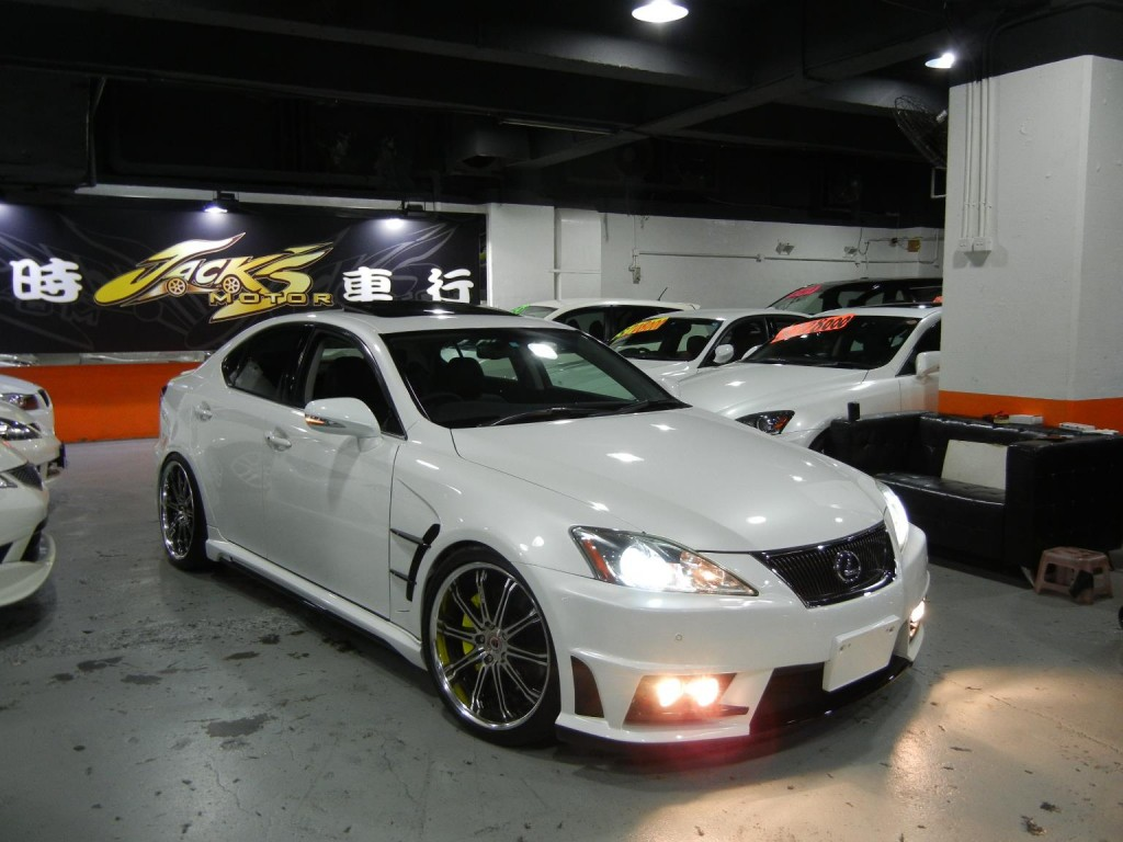 Lexus  IS250 FACELIFT