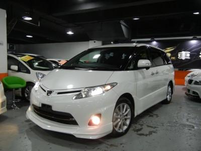 Toyota ESTIMA AERAS FACELIFT 2.4