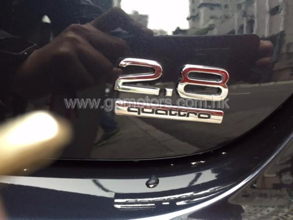 Audi A7 2.8 Fsi