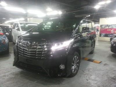 Toyota Alphard GF JBL