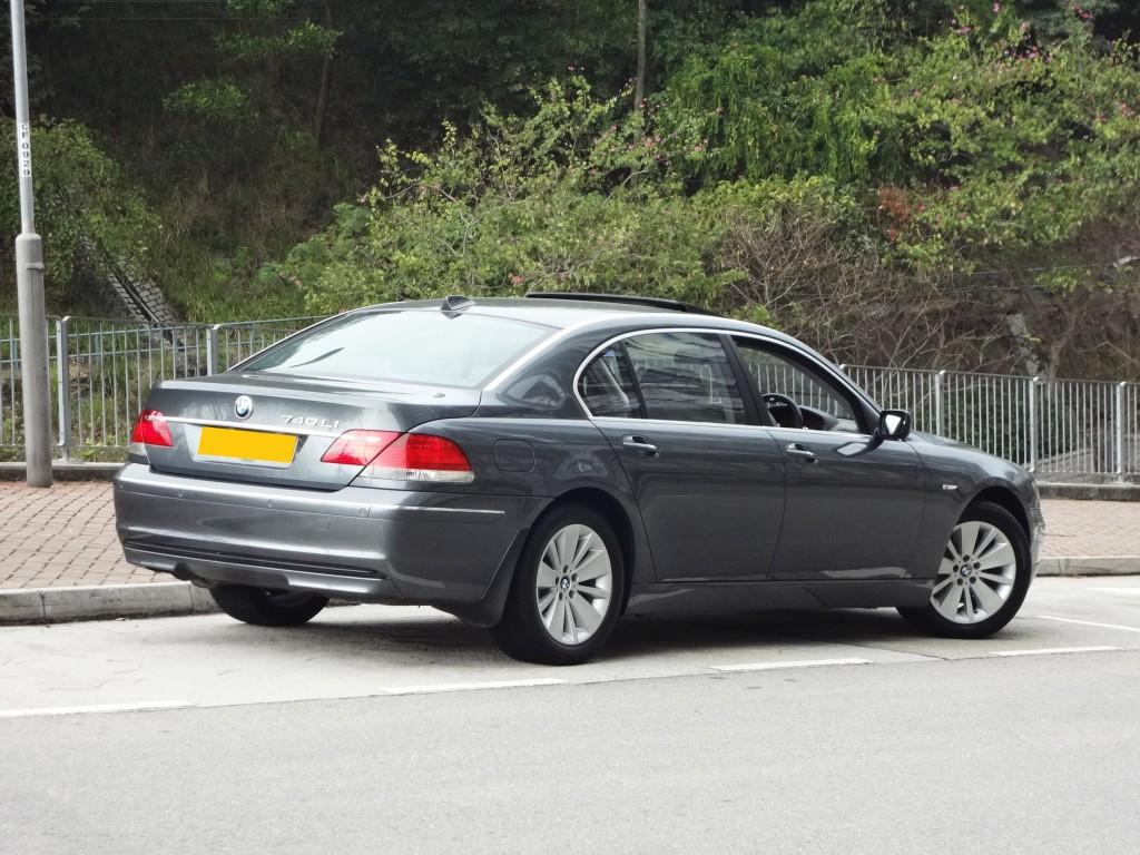 BMW  740 lia
