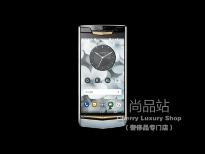 Vertu SIGNATURE TOUCH 天蓝色