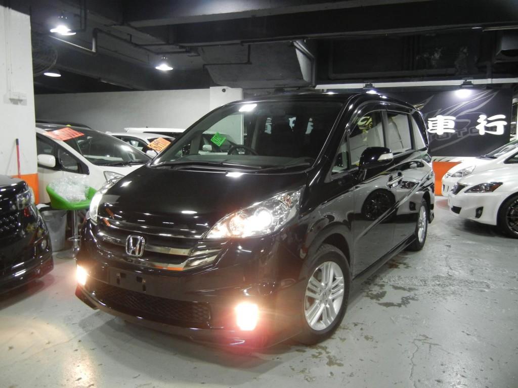 Honda  STEPWGN 2.4 SPADA RG3