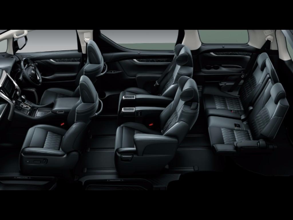 Toyota Vellfire 2.5Z G-Edition