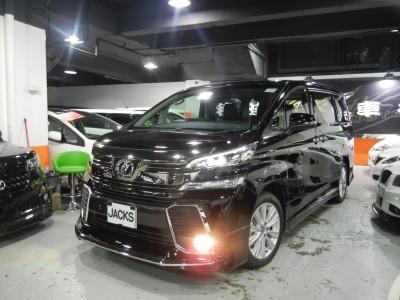 Toyota  VELLFIRE 3.5 ZA