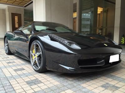 Ferrari  458Spider