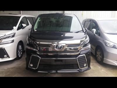 Toyota Vellfire ZG 2.5