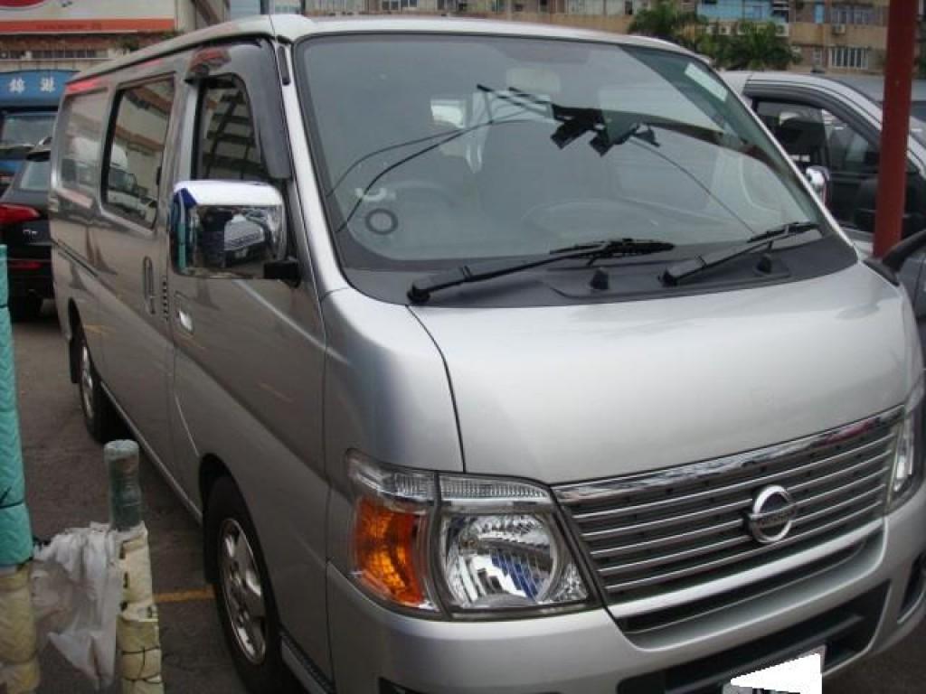 Nissan URVAN E25