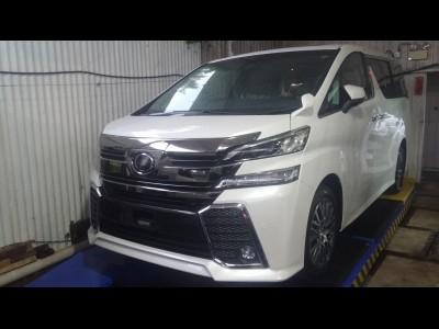 Toyota Vellfire ZAG