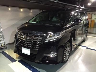 Toyota Alphard SAC