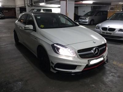Mercedes-Benz A250 Sport AMG