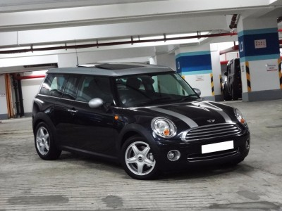 Mini Cooper Clubman Automatic