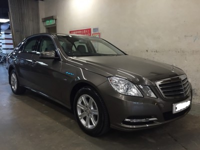 Mercedes-Benz E200 BE