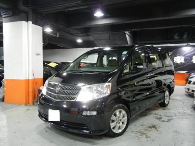 Toyota  ALPHARD 3.0MZG