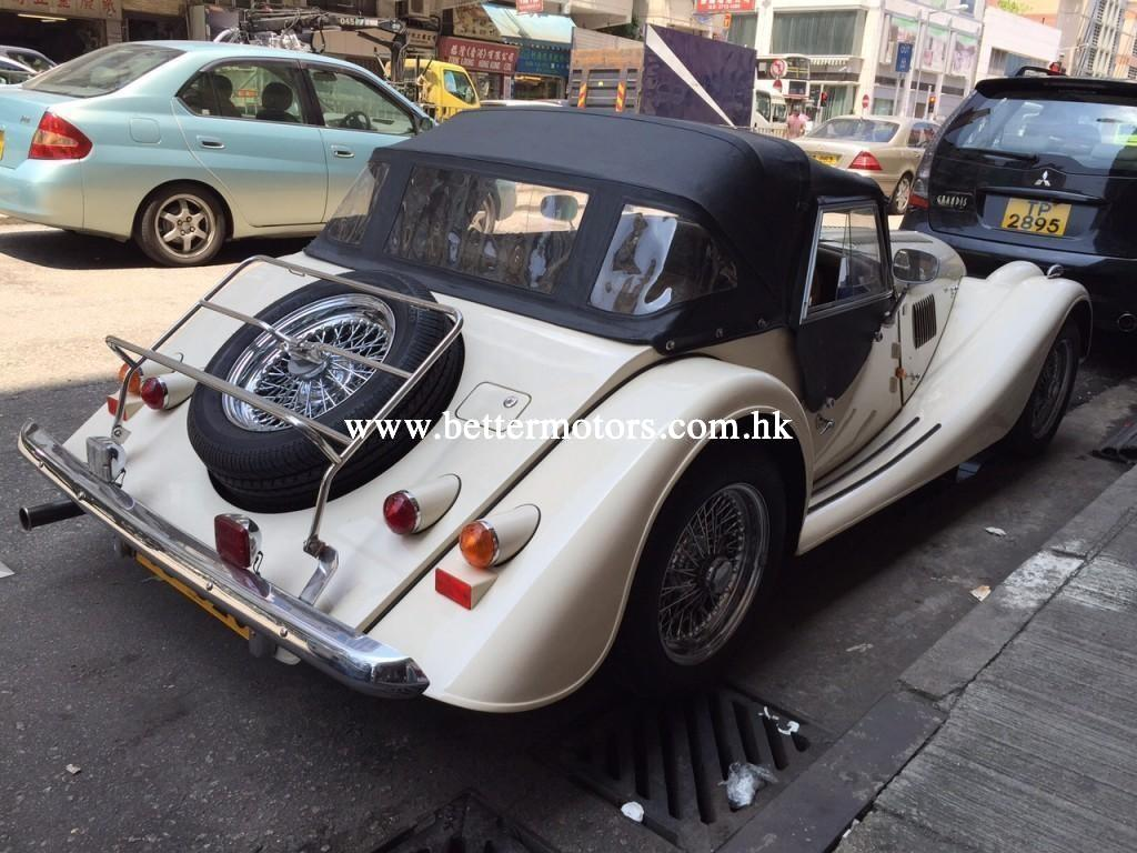 morgan Plus 4 Roadster
