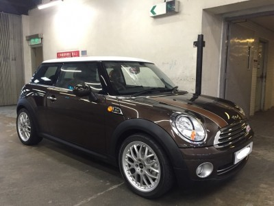 Mini Cooper Mayfair