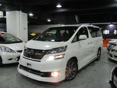 Toyota  VELLFIRE 3.5 VL MODELLISTA
