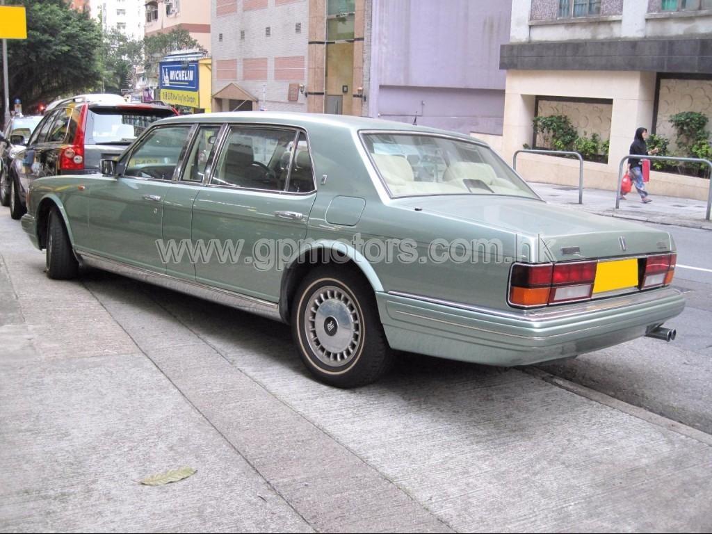 Rolls Royce Spur III EWB