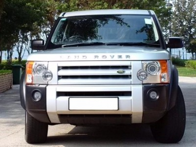 Land Rover Discovery 3 Diesel 2.7D