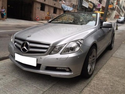 Mercedes-Benz E350 CAB