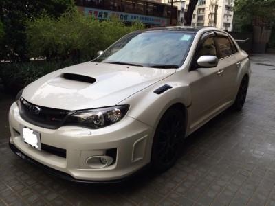 Subaru STi S206