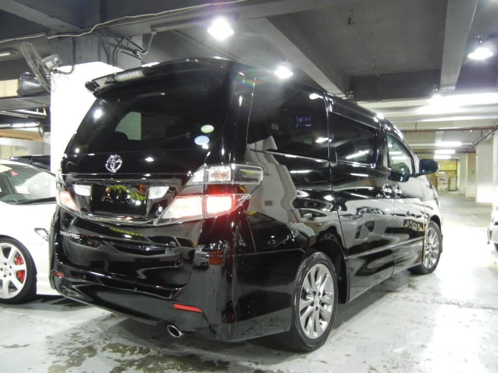 Toyota  VELLFIRE 2.4Z PREMIUM